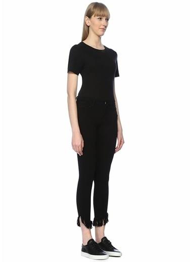 Frame Denim Pantolon Siyah